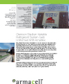 Clemson University Armaflex Job Story